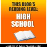 Blog readability test