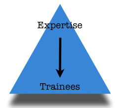 training pyramid