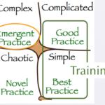 Emergent practices need practice