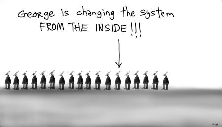 changethesystem
