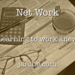 Learning to work anew