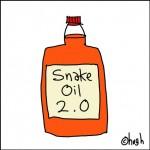 Social snake oil