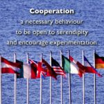 Cooperation as a strategy
