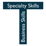 Flatter hierarchies require deeper skills