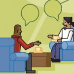 Create conversation spaces
