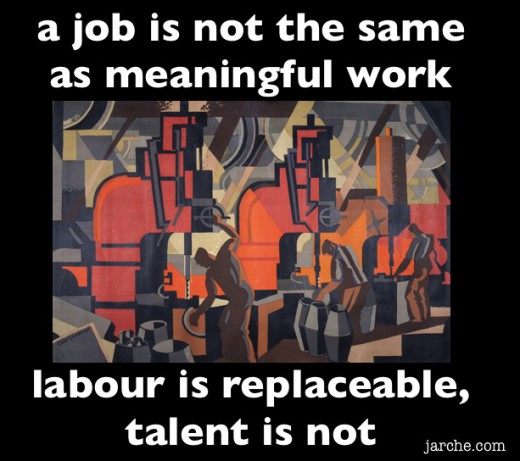 labour and talent