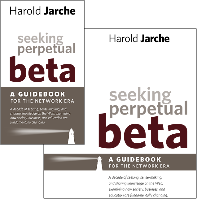 Seeking Perpetual Beta eBook now available