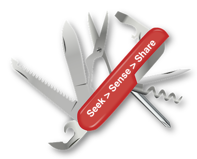 PKM: A Swiss Army knife for the Network Era