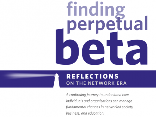 finding perpetual beta