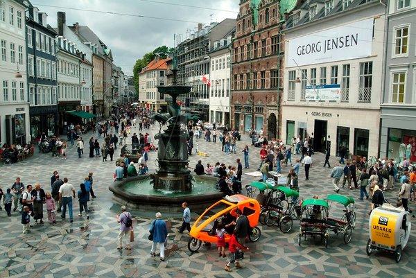 A Human City