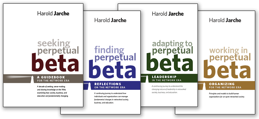 perpetual beta books
