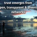 open, transparent & diverse