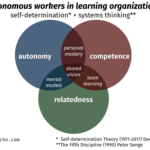 autonomous workers in learning organizations