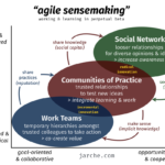 the agile sensemaking model