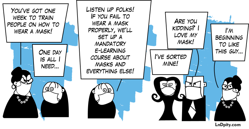 elearning for mask compliance