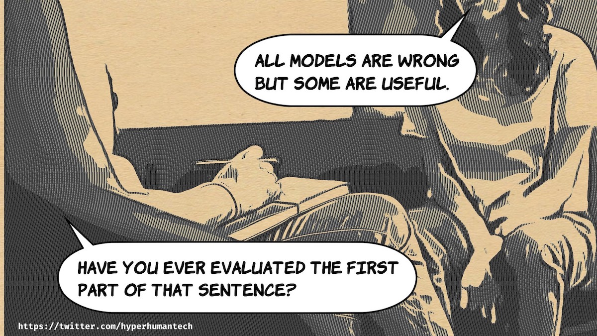 all models are wrong